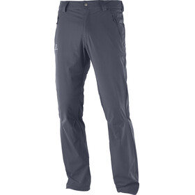 Salomon Wayfarer LT - Pantalon long Homme - Regular gris